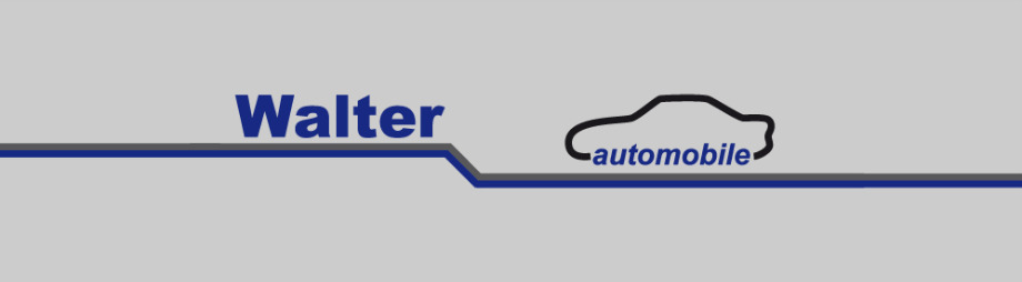 Logo Walter Automobile Kelkheim